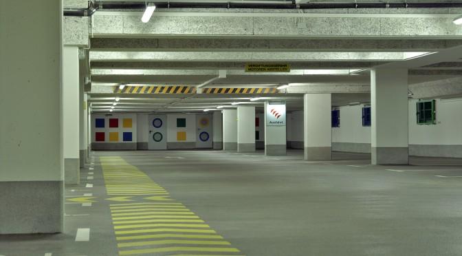 Servicios limpieza garajes
