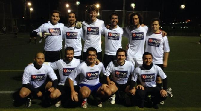 Equipo de Fútbol de Integra Control y Servicios 2013-2014