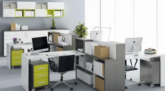 Nuevo Contrato de Servicio de Limpieza en Edificio de Oficinas